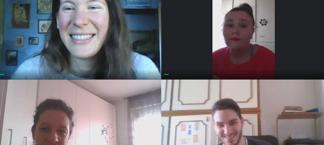 chat google meet - visi di ragazzi chat on line-vedogiovane